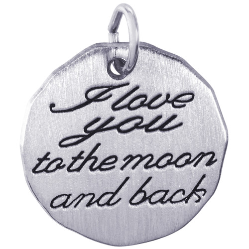 Rembrandt Charms I Love You to the Moon