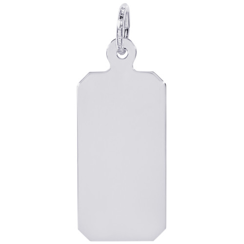Rembrandt Charms Dog Tag