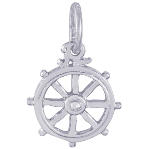 Rembrandt Charms Ships Wheel
