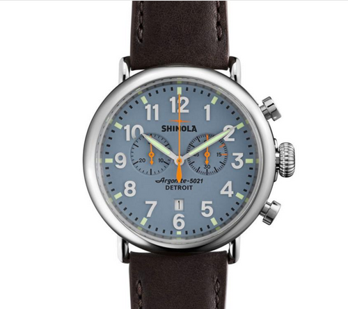Shinola Men's Watch - The Runwell Chrono S0110000167