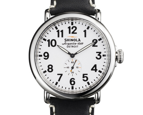 Shinola Men's Watch - The Runwell S0100016