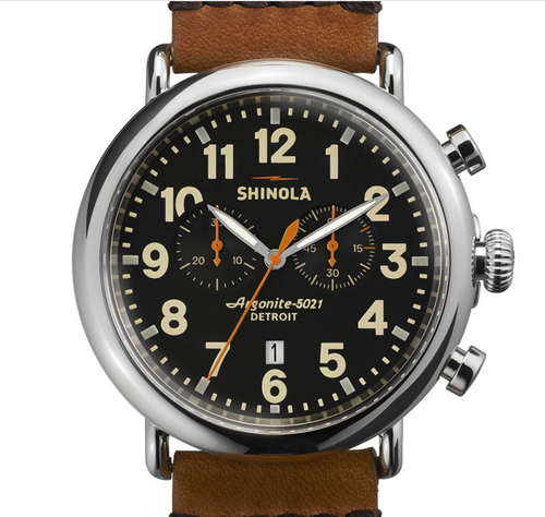 Shinola Men's Watch - The Runwell S0100044