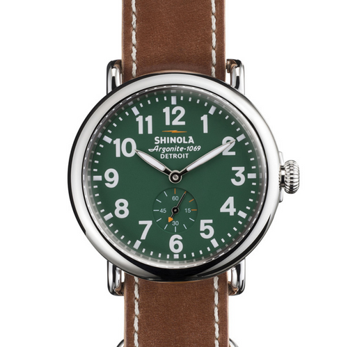 Shinola Men's Watch - The Runwell S0110000034