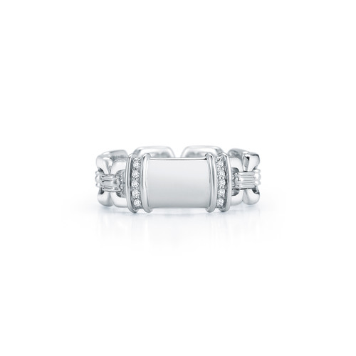Kwiat Diamond Tags Ring from Kwiat Diamond Tag Collection