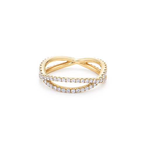 Kwiat Fidelity Diamond Ring Diamond Ring in 18k yellow gold