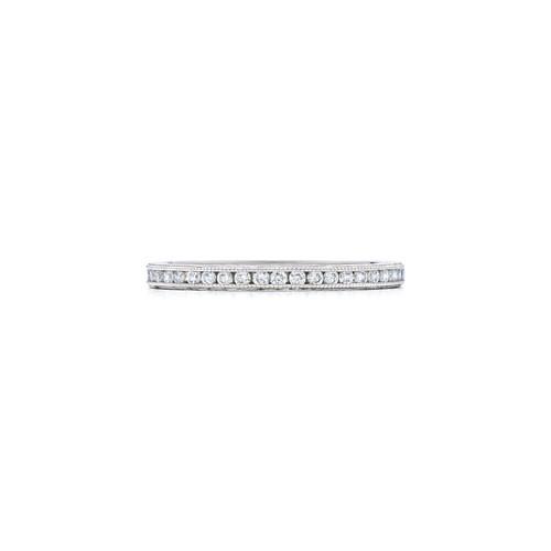 Kwiat Wedding Ring Diamond band ring in platinum 0.37 carats