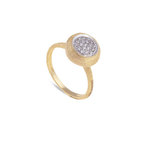 Marco Bicego Ring  Jaipur Collection Marco Bicego Gold Ring with Diamonds