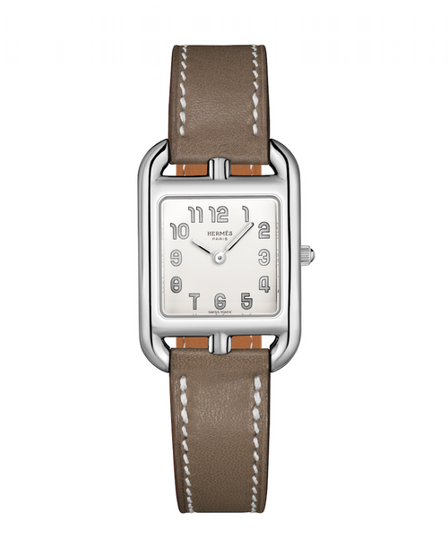 Cape Cod Women's watch with leather strap.