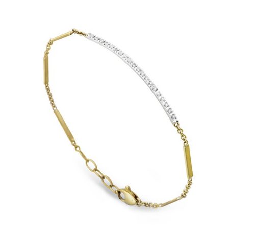 Marco Bicego Goa Collection in Yellow Gold with Diamonds