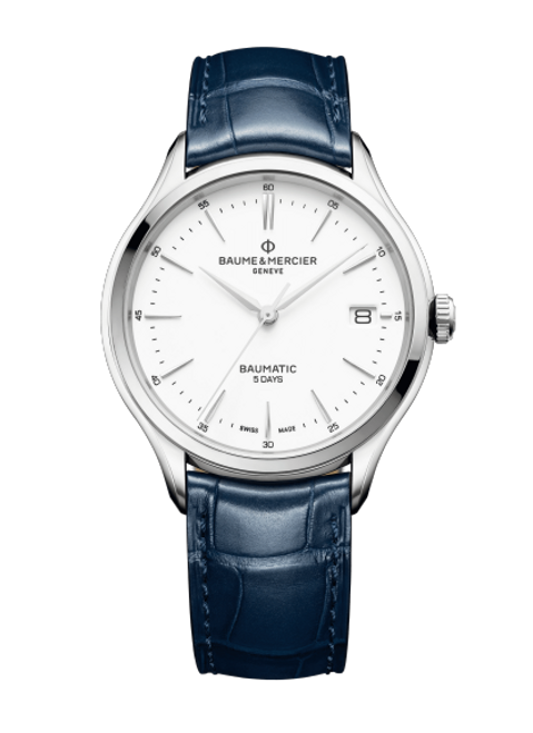 Baume and Mercier Clifton Baumatic 10398