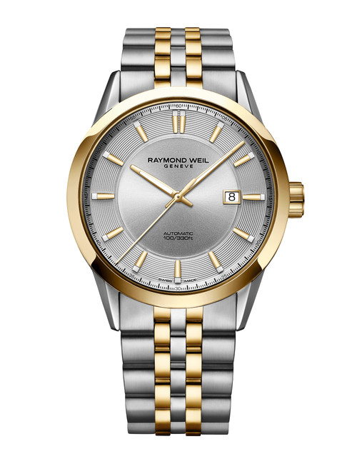 Raymond Weil Freelancer Classic Men's Two-Tone 42mm, Automatic