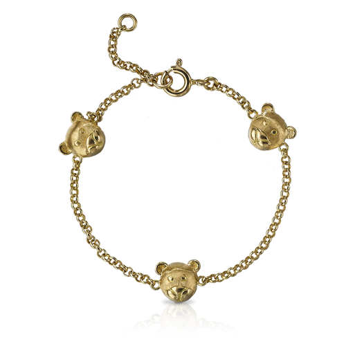 Buccellati Bubu Bear Bracelet