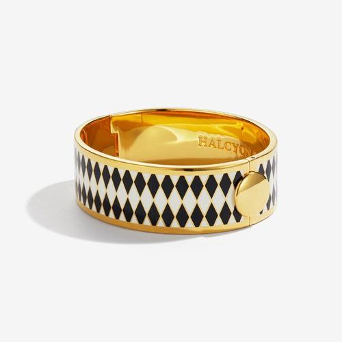 Parterre Black Cream & Gold BANGLE