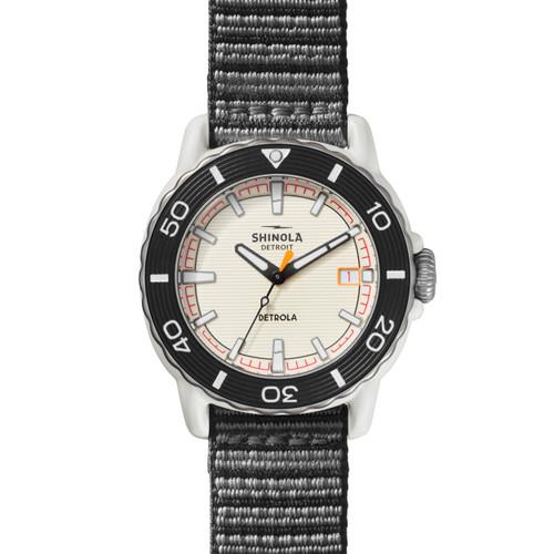 Shinola Sea Creatures Artic/Gray Watch 40mm