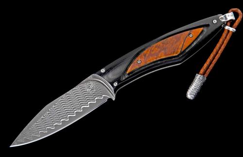 "Raven ""Grove"" F28 Fixed Blade Knife"