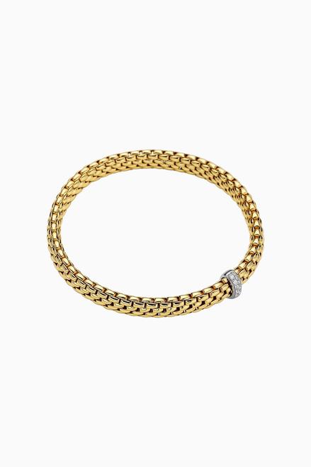 Vendôme Collection Flex'it Bracelet with Diamonds