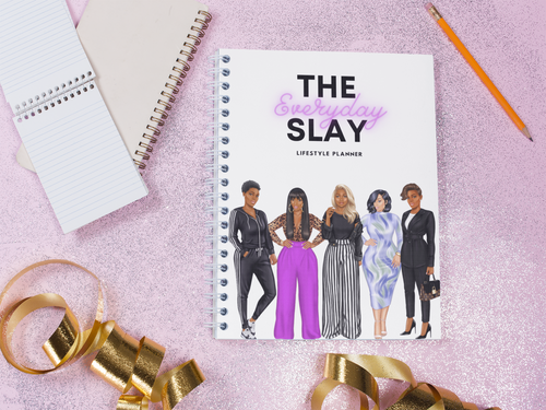 NEW! The Everyday Slay Lifestyle Planner