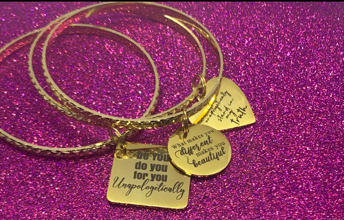 Be you, Do You Bangle Set