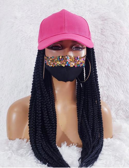 Janet Hat Wig