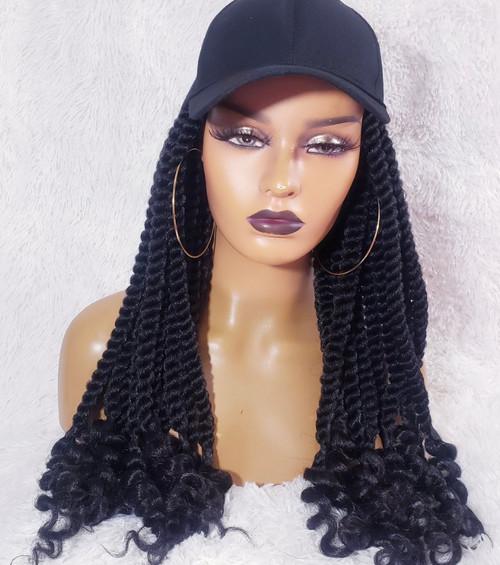 Kehlani Hat Wig