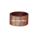 Laser Engraved Copper Napkin Rings, Pkg/24