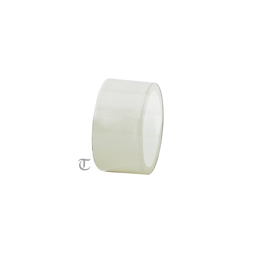 White Napkin Rings, Pkg/24