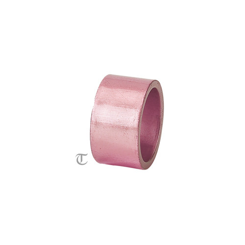 Pink Napkin Ring, Sample