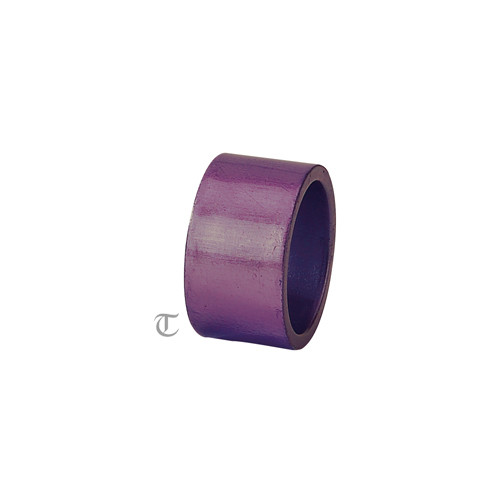 Purple Napkin Ring, Sample