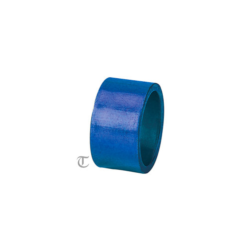 Blue Napkin Ring, Sample