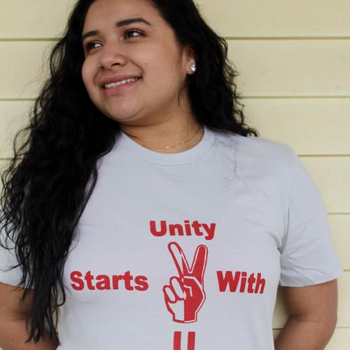 Unity starts with U