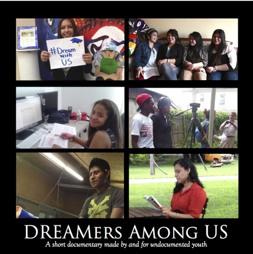 DREAMers Among Us DVD