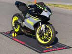 MOTO-D Paddock Track Mat for Ducati Motorcycles