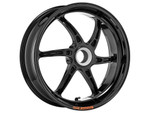 OZ Racing Cattiva Forged Magnesium 6 Spoke Wheel Set MV Agusta F3 675/800/Brutale 675/800/Rivale 800