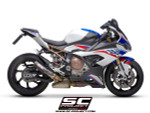 SC Project Slip On CRT Exhaust BMW S1000RR 2019-2020