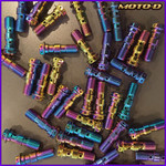 Accossato 19x20 Billet Radial Brake Master Cylinder w/ Folding Lever RST