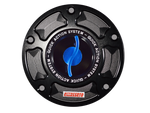 Accossato Ducati Panigale V4 S/R Quick-Turn Fuel Cap (all years and versions)