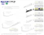 Arrow Pro-Race Titanium Slip On Exhaust BMW S1000RR 2020
