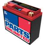 Parts Unlimited Lithium Ion Battery All Modern Ducati- (Except Panigale)