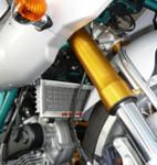 Ducati Paul Smart 1000cc 2006-2010 Oil Cooler Guard