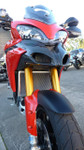 Ducati Multistrada 1200 Radiator & Oil Cooler Guard All Models between 2010-2014