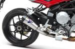 Termignoni Race Conical Titanium/Titanium Slip-On Brutale B3 675-800 Rivale (12-20