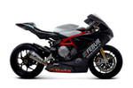 Termignoni Race Conical Stainless/Titanium Slip-On F3 675-800 (12-20)