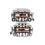 Brembo GP4-MS Billet Monobloc Brake Caliper Set 100mm