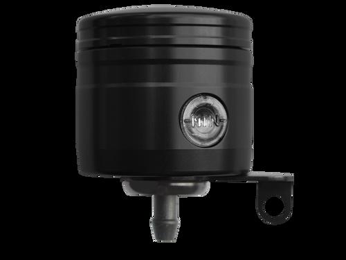 Bonamici Front Brake Oil Tank Reservoir 0º deg. - 24ML (Black) Side