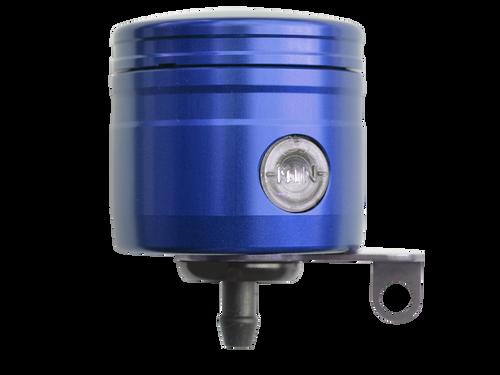 Bonamici Front Brake Oil Tank Reservoir 0º deg. - 24ML (Blue) Side