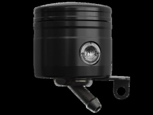 Bonamici Front Brake Oil Tank Reservoir 45º deg. - 24ML (Black) Side