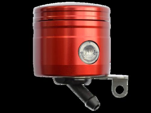 Bonamici Front Brake Oil Tank Reservoir 45º deg. - 24ML (Red) Side