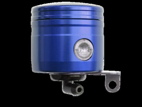 Bonamici Front Brake Oil Tank Reservoir 90 deg. - 24ML (Blue)