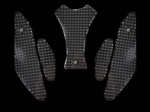Eazi-Grip Ducati Hypermotard Tank Grips (2013+) (Black)