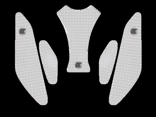Eazi-Grip Ducati Hypermotard Tank Grips (2013+) (Clear)